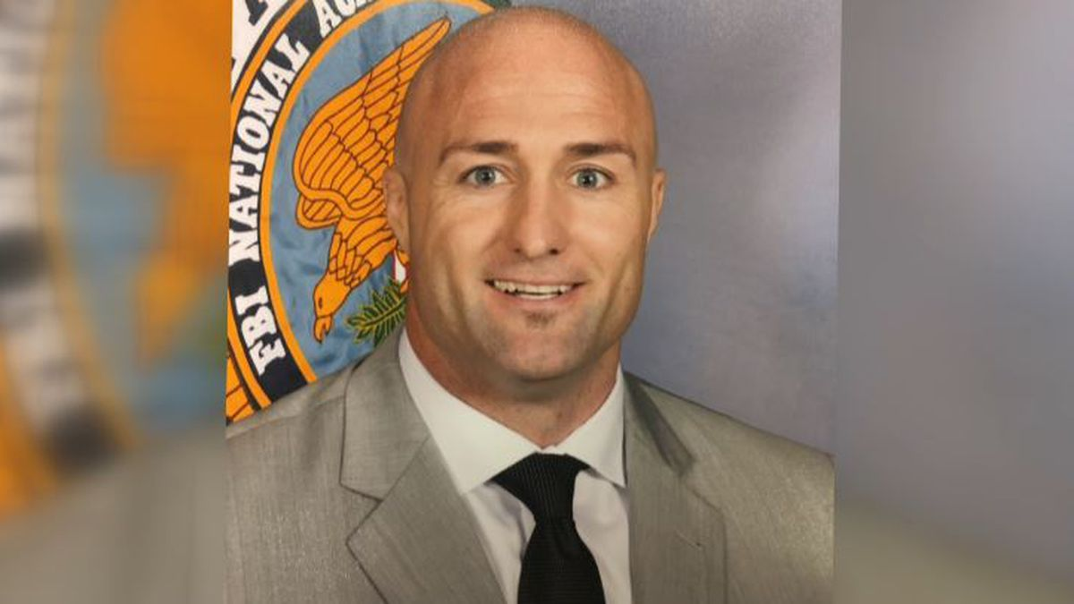 Photo courtesy: Dickinson Police Department's Detective Sgt. Kylan Klauzer