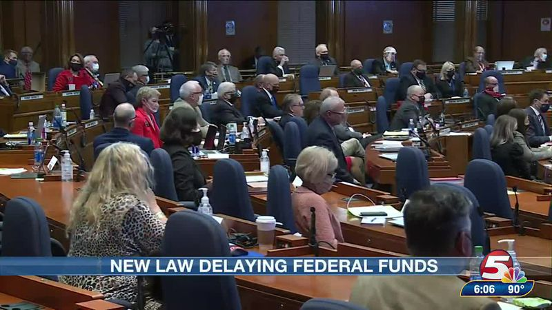 State leaders choose to not allocate federal money in face of controversial new law