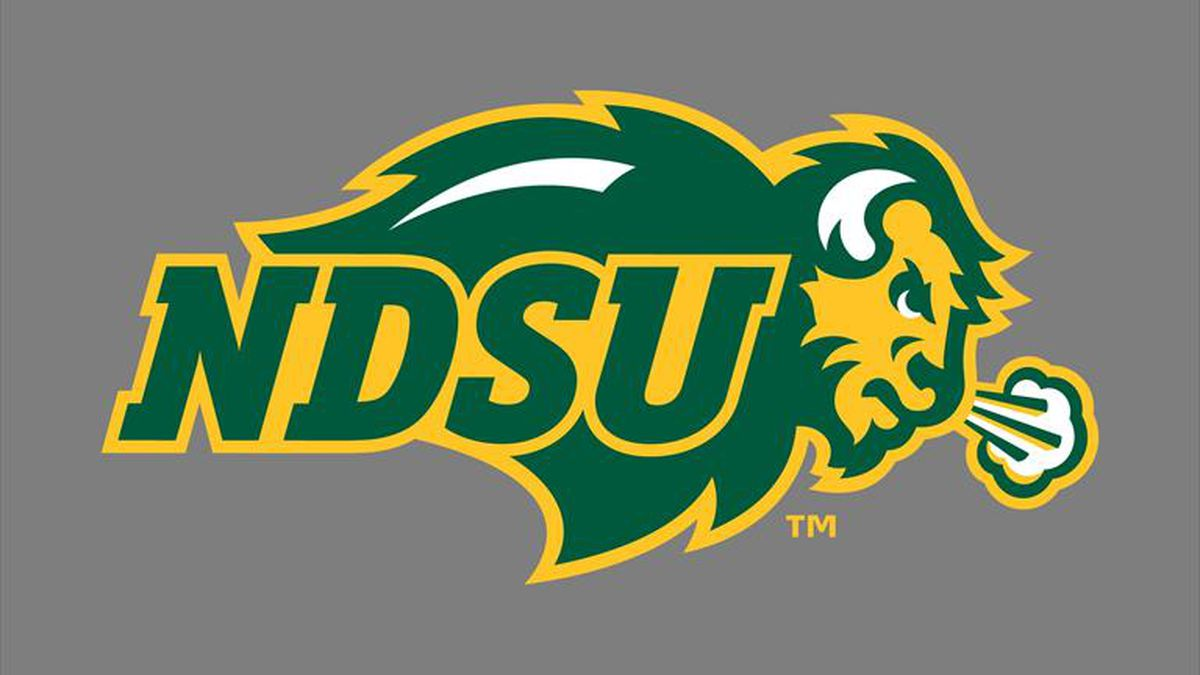 North Dakota State University Bison logo