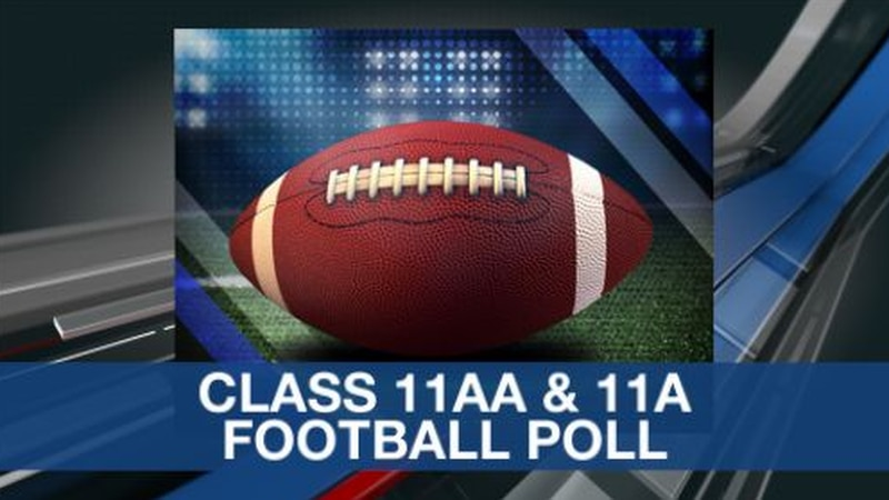 11AA & 11A football poll