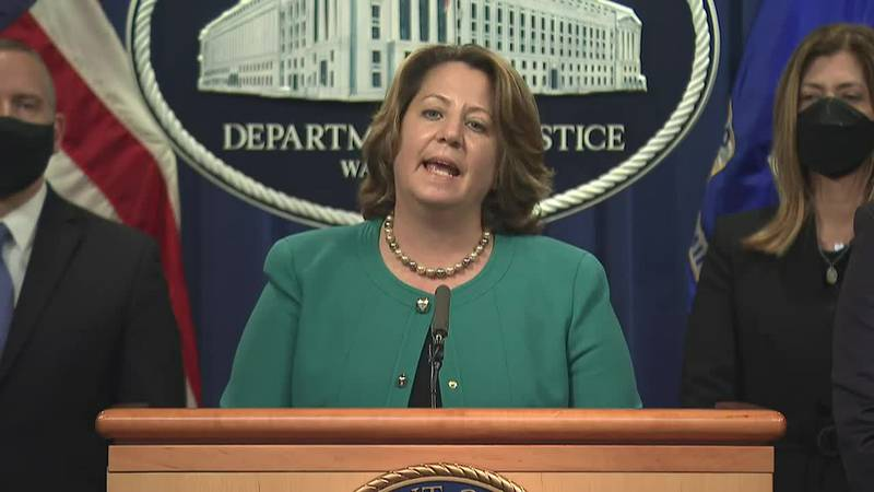Deputy Attorney General Lisa Monaco said the drugs being sold via the darknet included...
