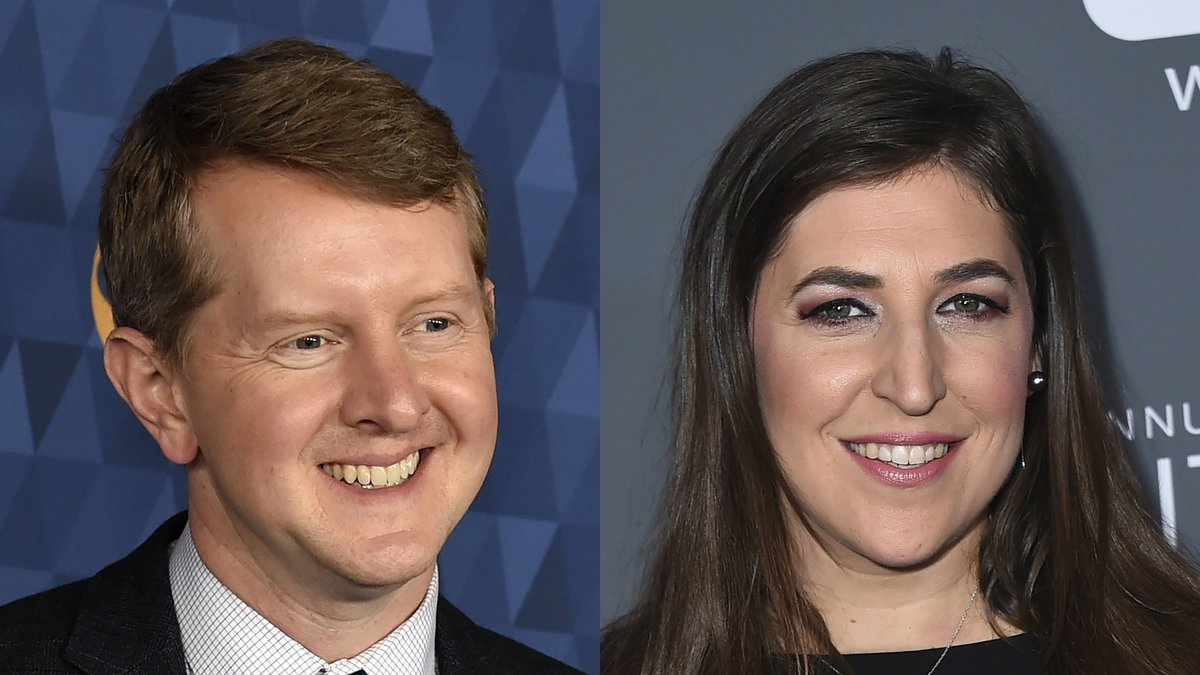 Ken Jennings appears at the 2020 ABC Television Critics Association Winter Press Tour in...