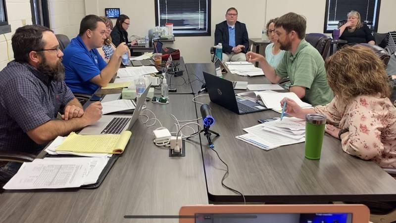 Williston Basin School District #7 negotiations
