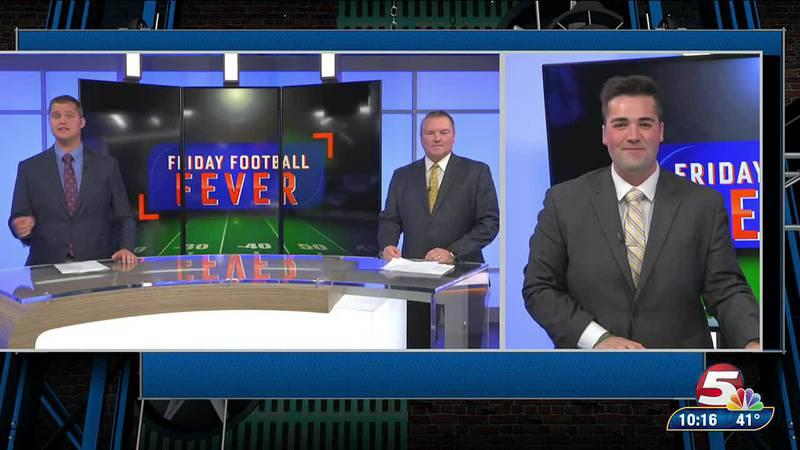 Friday Football Fever 10/15/21 Part 1