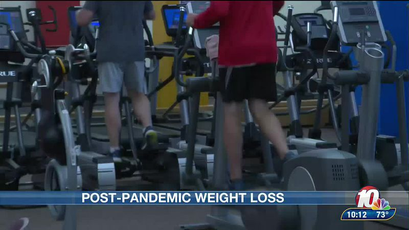Gym visits on the rise post-pandemic
