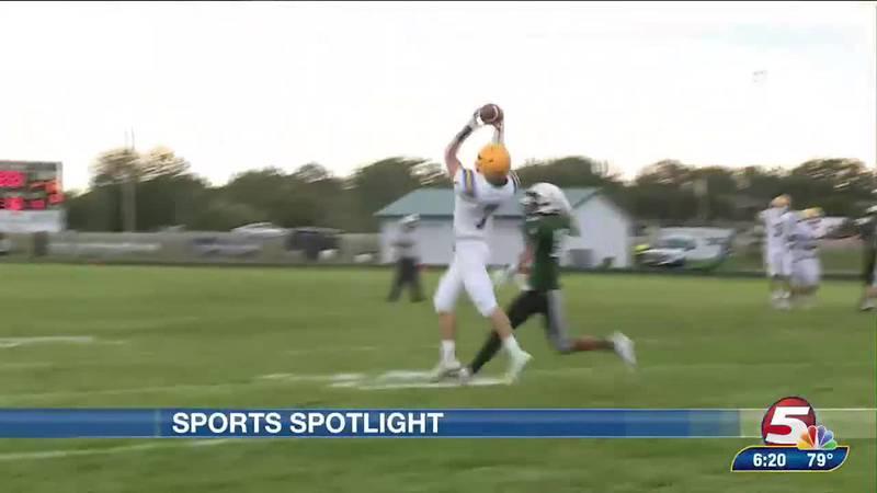 sports spotlight 9/8