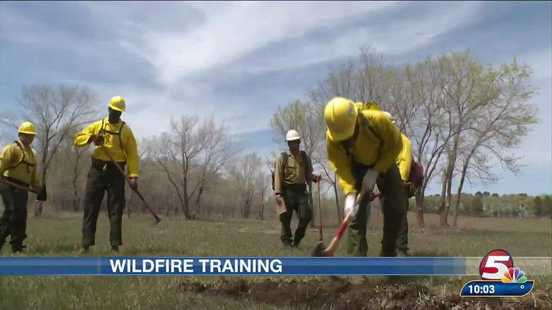 wildfire training
