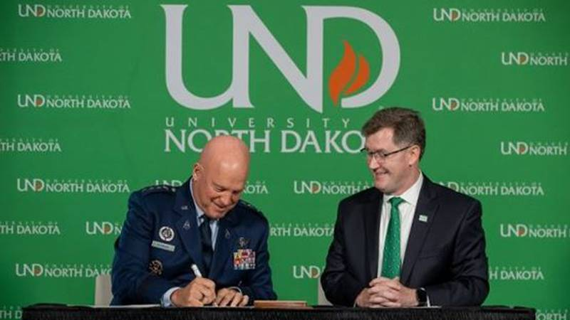 UND & the Space Force