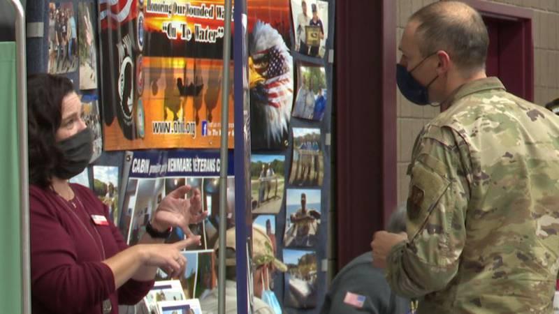 10th annual North Central Veteran Stand Down