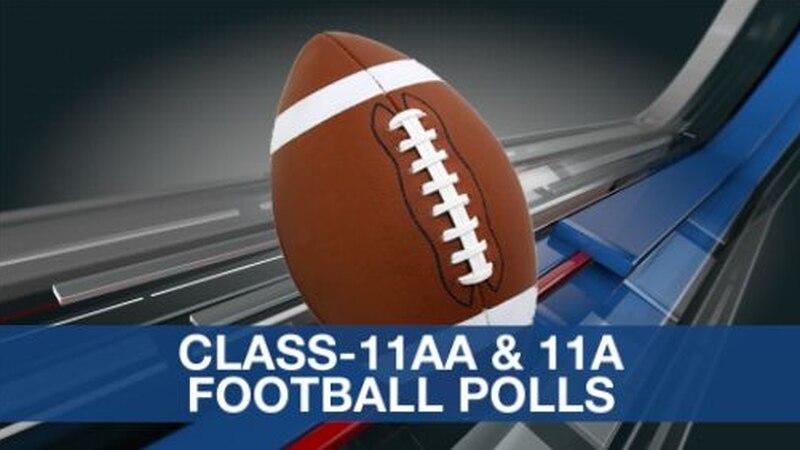 Class 11AA & 11A Football Poll