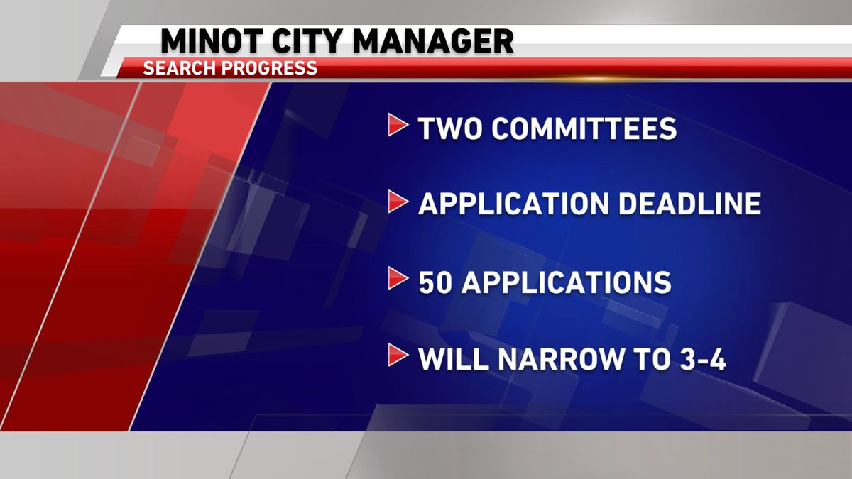 Minot to form pair of committees in city manager hiring process