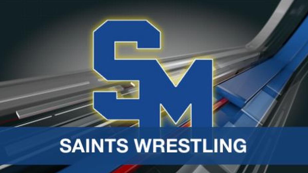 St. Mary's wrestling